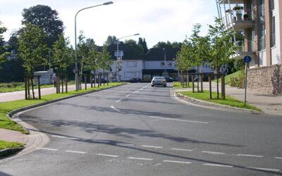 Straßenbegleitungen